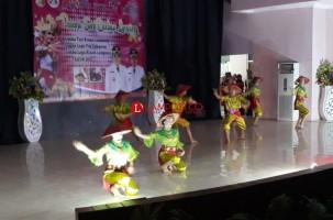 17 Peserta Meriahkan Lomba Tari Kreasi Lampung Tingkat Pelajar