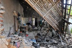 178 Rumah di Banten Rusak Akibat Gempa