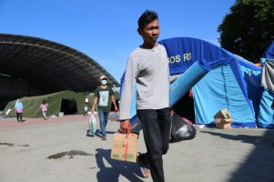 179 Korban Tsunami Dipulangkan ke Pulau Sebesi dan Sebuku