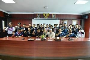 18 Mahasiswa IIB Darmajaya Ikuti Pomnas XVI