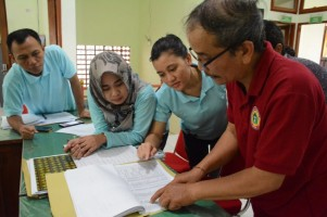 19 Detektif Penyakit Hewan Binaan Kementan dan FAO Siap Bertugas
