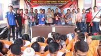 2 Minggu Operasi Krakatau, Polres Lamteng Bekuk 53 Tersangka