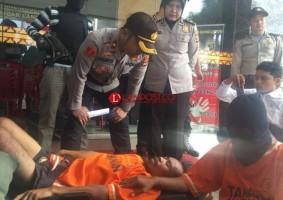 2 Pelaku Curanmor Ditangkap Polisi di Rajabasa
