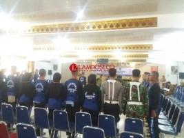2 Siswa Lampura Jadi Paskibraka di Tingkat Provinsi