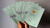 20 Desa di Lampung Selatan Ikuti Program PTSL