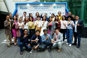 20 Finalis The Big Start Indonesia Season 3 Mulai Dikarantina