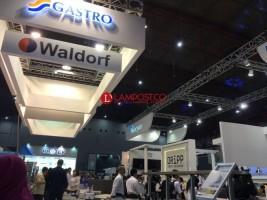 200 Perusahaan dari 26 Negara Ramaikan Hotelex dan Finefood Indonesia 2018