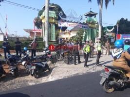 201 Personel Polisi Amankan Pelantikan Anggota DPRD Lampura
