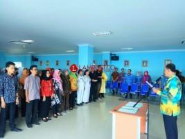 202 Pegawai RS Abdul Moeloek Berjanji Jaga Rahasia Medis
