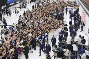 2020, Bandara Narita Pakai Teknologi Pengenalan Wajah