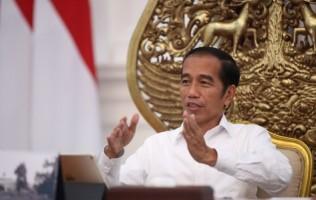 2024, Jokowi Berkantor di Bukit Soeharto