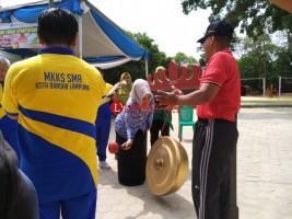 21 SMA-SMK Bandar Lampung Ikuti Porguka