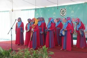 23 Grup Ikuti Festival Qasidah Pringsewu