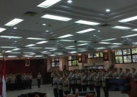23 Pati Polri Naik Pangkat, Satunya Kapolda Lampung