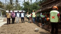 25 Tukang Bata di Pringsewu Lulus Sertifikasi dari LPJK