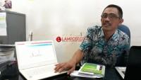 256 Orang Daftar Jalur PMDK di Politeknik Negeri Lampung