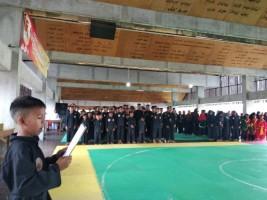 284 Peserta Ikuti Kejuaraan Pencak Silat Usia Dini