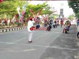 298 Pembalap Ikut Kejurda Road Race