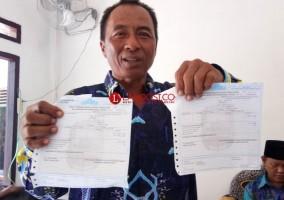 3.085 Surat Pemberitahuan Pajak PBB-P2 di Palas Bermasalah