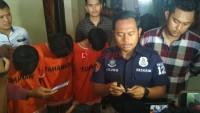 3 Kawanan Pembobol Sekolah dan Rumah Ditangkap
