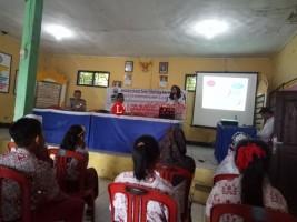 30 Pelajar Ikuti Penyuluhan Narkoba Dan HIV/AIDS