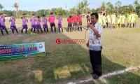 32 Tim Sepakbola Berebut Trofi Borneo Cup di Lampung Selatan