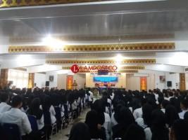 323 CPNS Lampung Utara Terima SK Pengangkatan