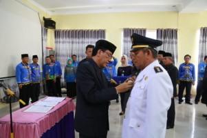 33 Pejabat Eselon III-IV Lingkup Pemkab Pesisir Barat Dirolling