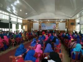 340 Pengelola PAUD di Way Kanan Ikuti Pembinaan Guru PAUD