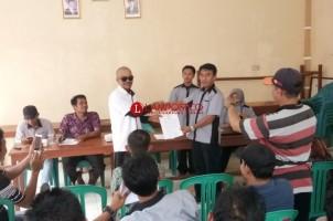 345 Pemilih di Sragi Tidak Memenuhi Syarat