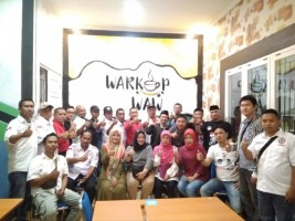 35  Elemen Relawan Siap Sambut Jokowi di Lampung