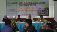 35 Pustakawan UIN Lampung Ikuti Pelatihan