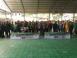 35 Tim Ikuti Turnamen Futsal Gaspool