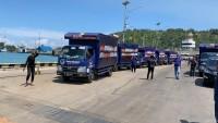 38 Armada Kemanusiaan NasDem Kirim Bantuan Korban Tsunami ke Lampung
