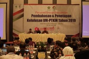 4.057 Calon Mahasiswa  UIN Raden Intan Lampung Lolos UM- PTKIN