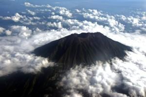 4 Gunung Api di Indonesia Level Siaga