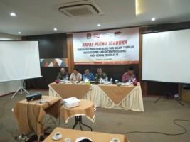 40 Anggota DPRD Pringsewu Terpilih dalam Pileg 2019 Disahkan