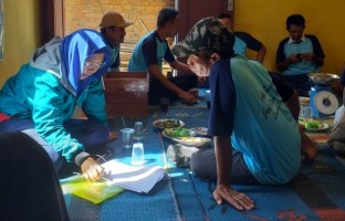 40 Petani Kopi di Lampura Ikuti Pelatihan Penanganan Pascapanen