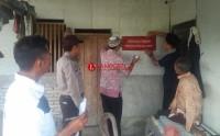 425 Rumah KPM PKH dan BPNT di Palas Dipasang Tanda Khusus