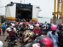426.627 Pemudik Belum Kembali Seberangi Pelabuhan Bakauheni