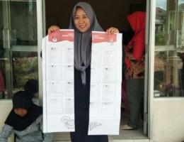 471 Lembar Surat di Kabupaten Way Kanan Dinyatakan Rusak