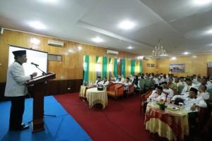 49 Anggota Dewan PKS Tandatangan Pakta Integritas