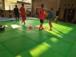 5 Atlet Pencak Silat Lamsel Siap Berlaga di Popwil Semarang