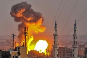 5 Orang Tewas dalam Bentrok Lanjutan di Gaza