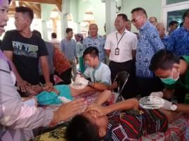 500 Anak Ikuti Khitanan Massal Pelindo