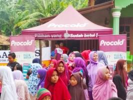500 Orang Antusias Ikuti Jalan Sehat Procold