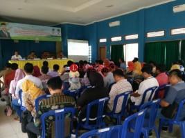 56 Peserta Ikuti Pelatihan TPID Way Kanan