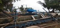 583 Unit Peralatan Nelayan di Rajabasa Rusak