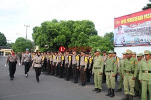 6.278 Personel Kepolisian dan 1.665 Personel TNI Siap Amankan Pilkada