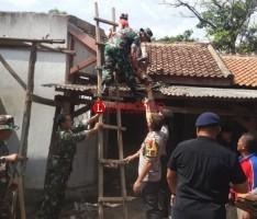 6 Rumah Korban Perselisihan di Bumiratu Dipulihkan